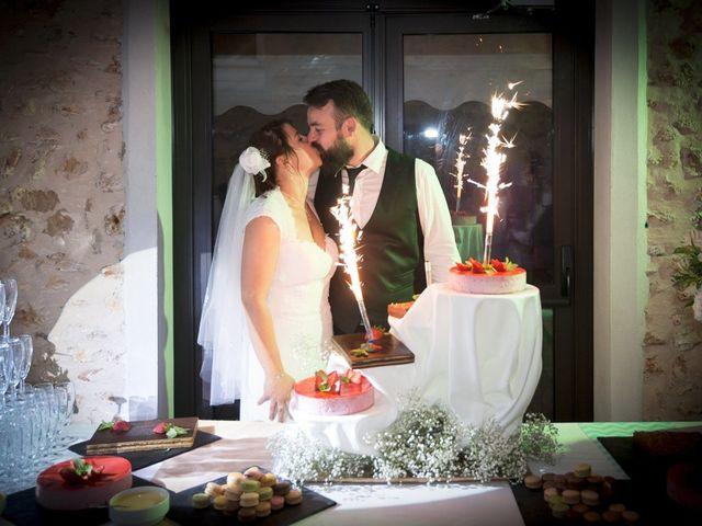 Le mariage de Cédric et Caroline à Hondouville, Eure 23