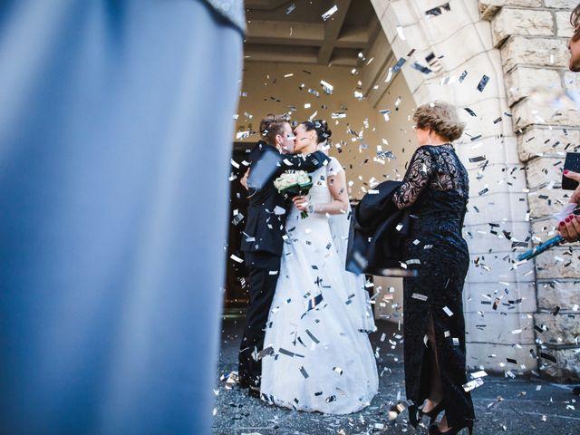 Le mariage de Domenico et Giovanna à Annemasse, Haute-Savoie 20