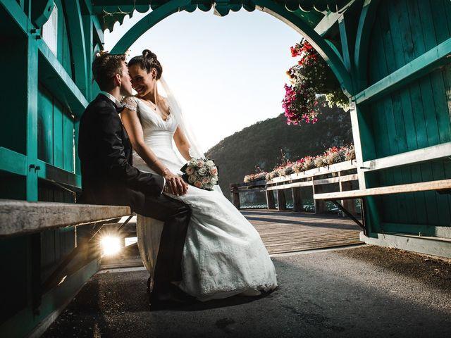 Le mariage de Domenico et Giovanna à Annemasse, Haute-Savoie 2