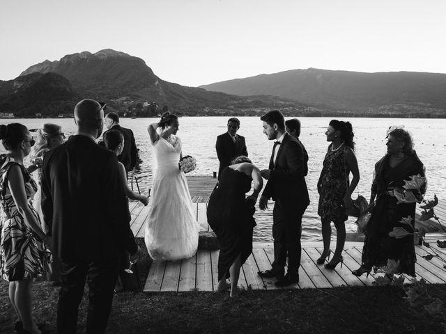 Le mariage de Domenico et Giovanna à Annemasse, Haute-Savoie 26