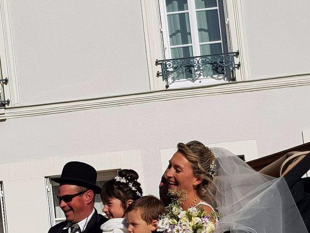 Le mariage de Fabrice et Aurore  à Ambillou, Indre-et-Loire 4