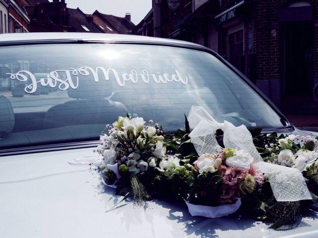 Le mariage de Antoine et Amy à Busnes, Pas-de-Calais 21