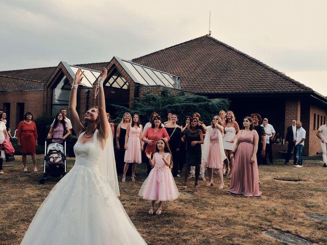 Le mariage de Jérémie et Mélissa à La Bassée, Nord 11
