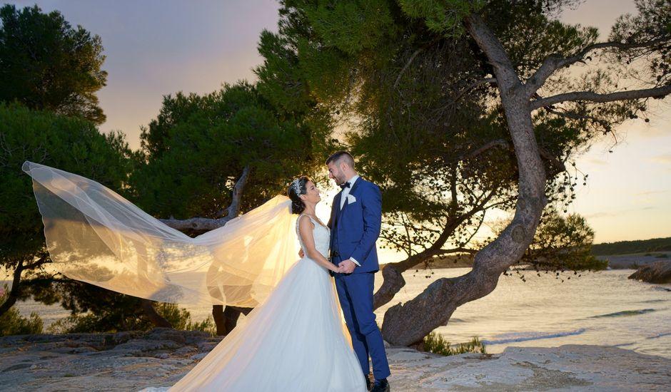 Le mariage de Simon et Susanna  à Martigues, Bouches-du-Rhône