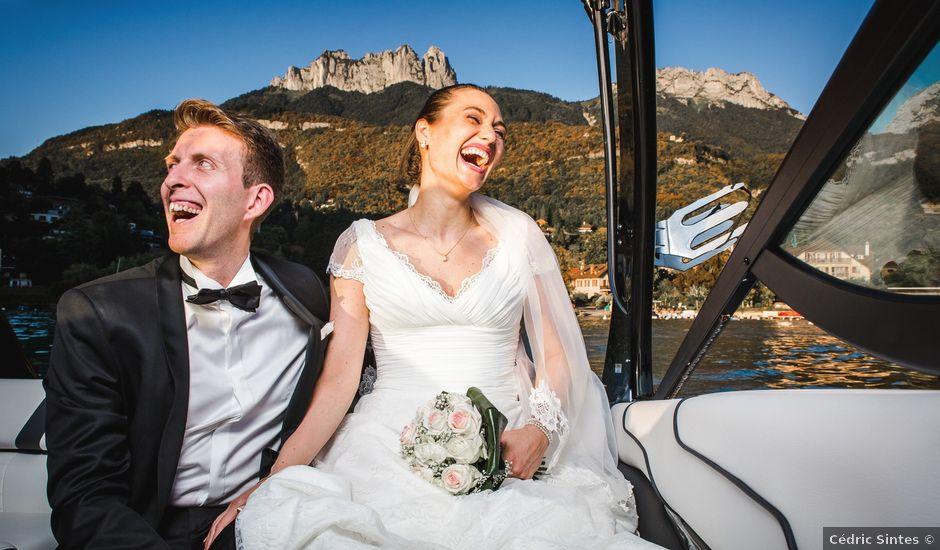 Le mariage de Domenico et Giovanna à Annemasse, Haute-Savoie