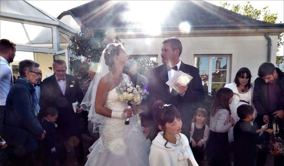Le mariage de Fabrice et Aurore  à Ambillou, Indre-et-Loire