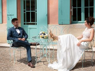 Le mariage de Marie et Florian