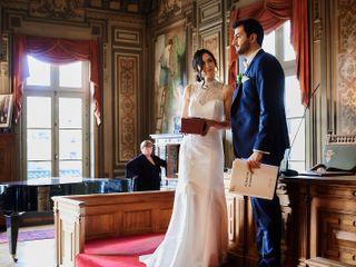Le mariage de Jihane et Zaki