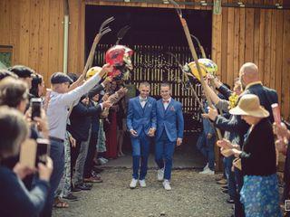 Le mariage de Steeve et Christophe