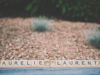 Le mariage de Aurélie et Laurent 1