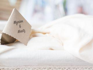 Le mariage de Myriam et Moritz 1