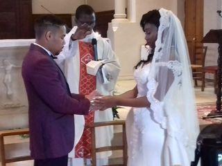 Le mariage de Alexandre et Gessika
