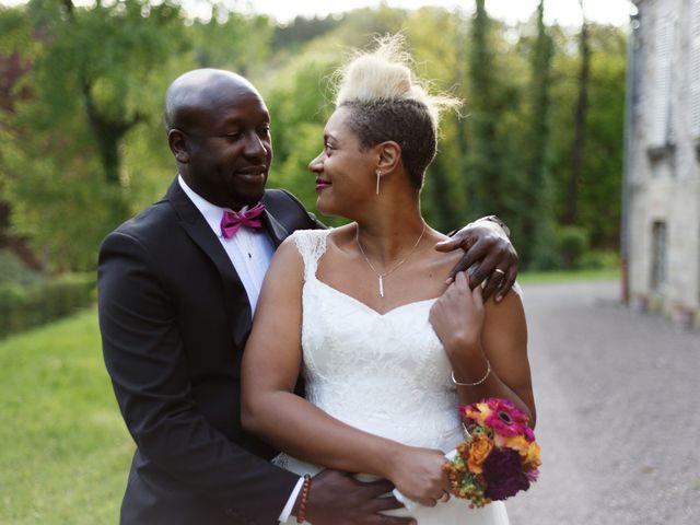 Le mariage de Marco et Myriam à Plancher-Bas, Haute-Saône 19