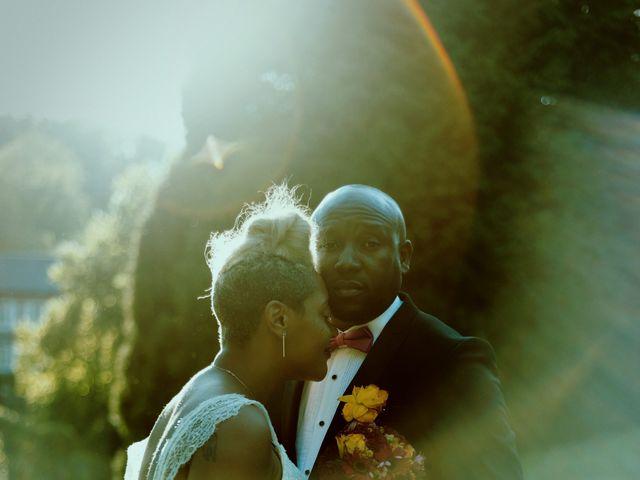Le mariage de Marco et Myriam à Plancher-Bas, Haute-Saône 1