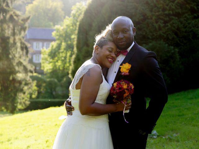 Le mariage de Marco et Myriam à Plancher-Bas, Haute-Saône 20