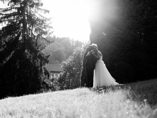 Le mariage de Marco et Myriam à Plancher-Bas, Haute-Saône 22