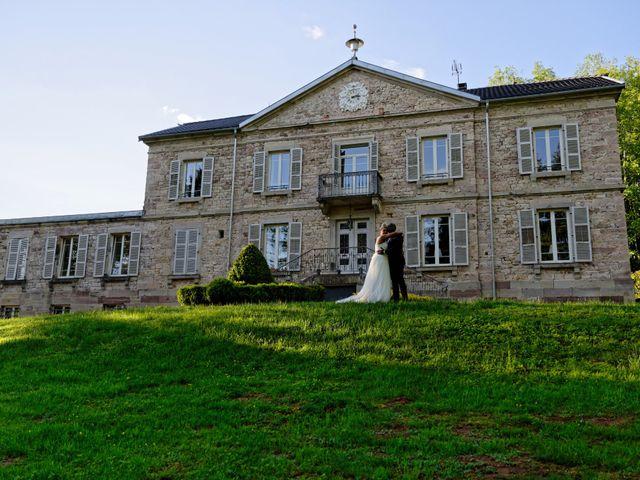 Le mariage de Marco et Myriam à Plancher-Bas, Haute-Saône 23