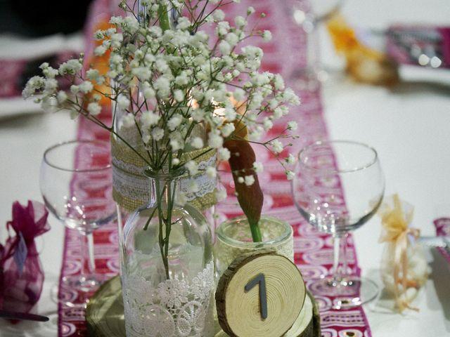 Le mariage de Marco et Myriam à Plancher-Bas, Haute-Saône 27