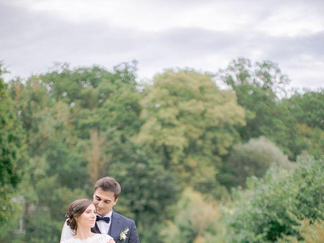 Le mariage de Benjamin et Manon à Steinbrunn-le-Bas, Haut Rhin 1