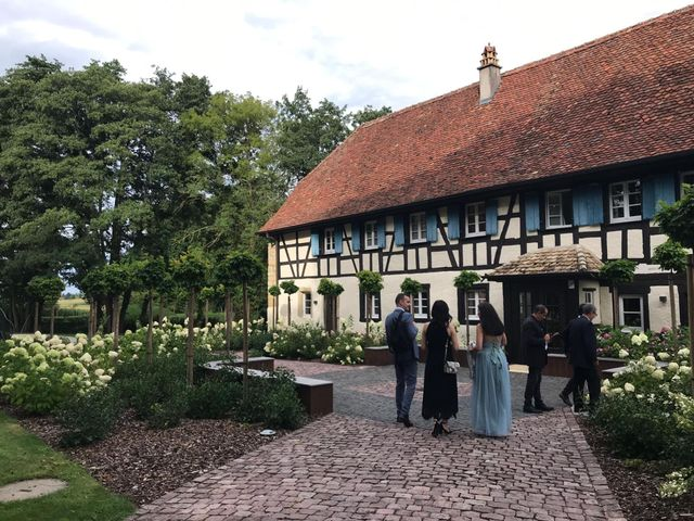 Le mariage de Benjamin et Manon à Steinbrunn-le-Bas, Haut Rhin 9