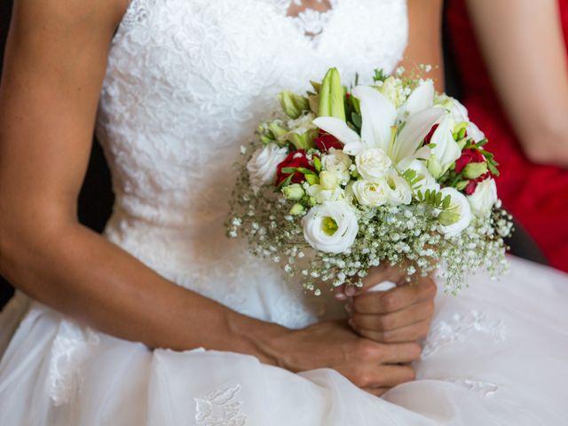 Le mariage de Damien et Marie à Chasseneuil-du-Poitou, Vienne 1
