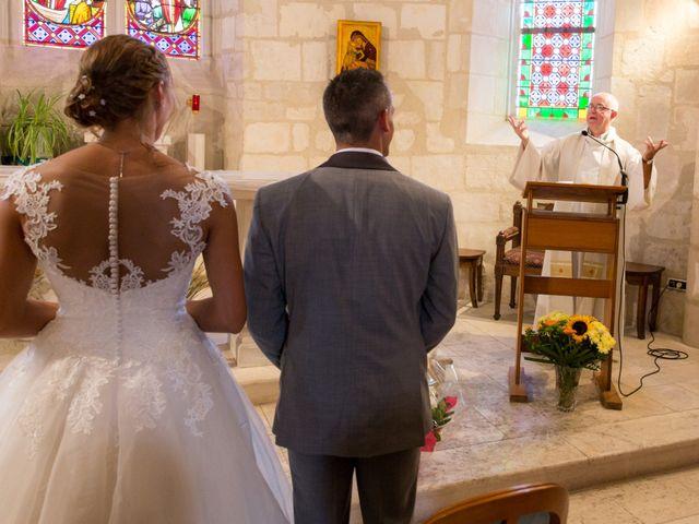 Le mariage de Damien et Marie à Chasseneuil-du-Poitou, Vienne 10