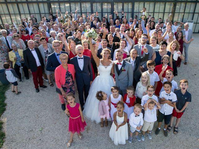 Le mariage de Damien et Marie à Chasseneuil-du-Poitou, Vienne 15