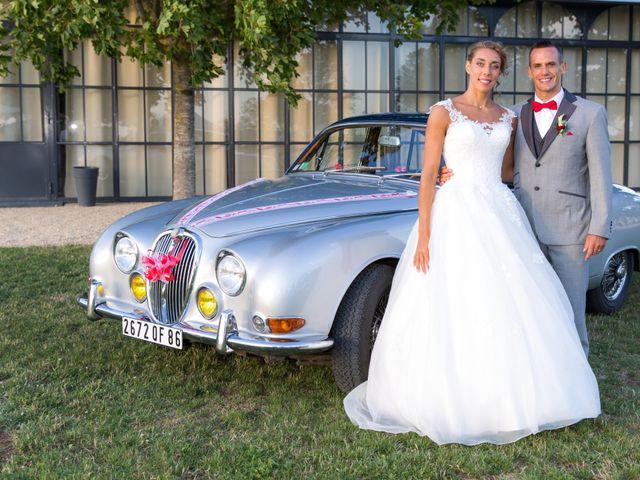 Le mariage de Damien et Marie à Chasseneuil-du-Poitou, Vienne 16