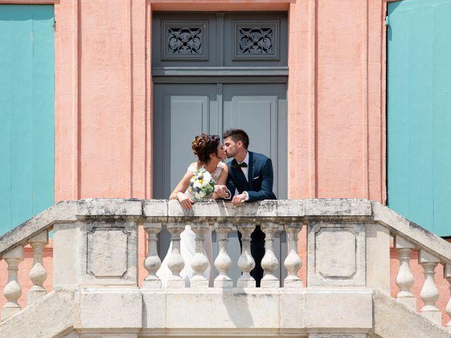 Le mariage de Florian et Marie à Bordeaux, Gironde 3