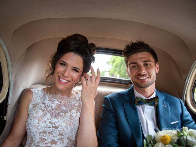 Le mariage de Florian et Marie à Bordeaux, Gironde 9