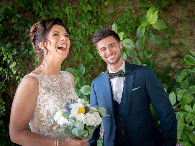 Le mariage de Florian et Marie à Bordeaux, Gironde 12