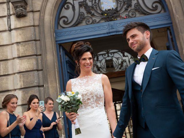 Le mariage de Florian et Marie à Bordeaux, Gironde 49