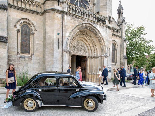 Le mariage de Florian et Marie à Bordeaux, Gironde 50
