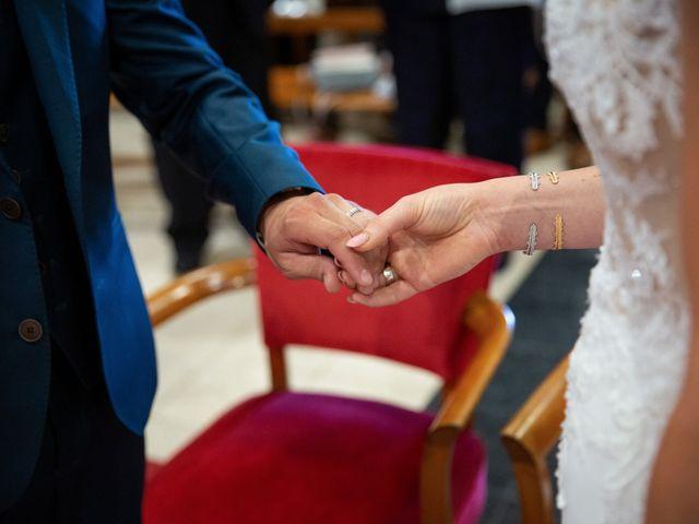 Le mariage de Florian et Marie à Bordeaux, Gironde 55