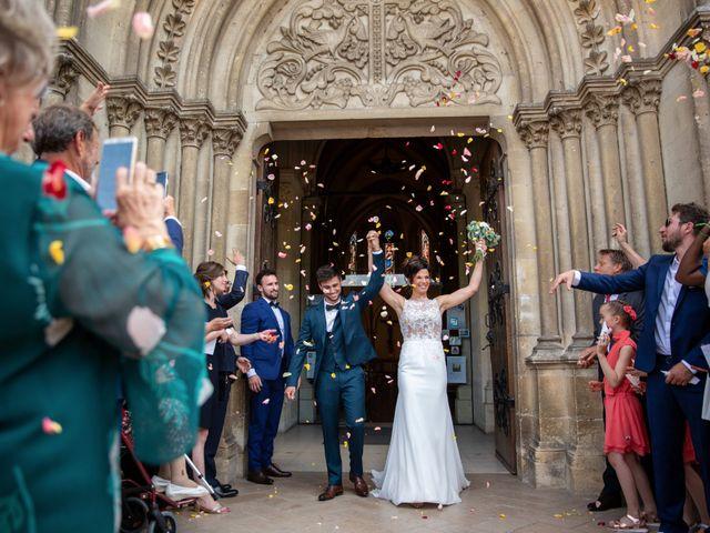 Le mariage de Florian et Marie à Bordeaux, Gironde 57