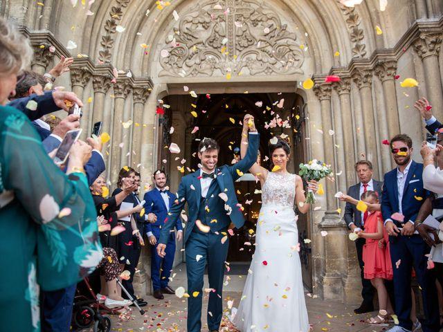 Le mariage de Florian et Marie à Bordeaux, Gironde 58