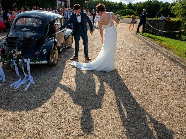 Le mariage de Florian et Marie à Bordeaux, Gironde 70