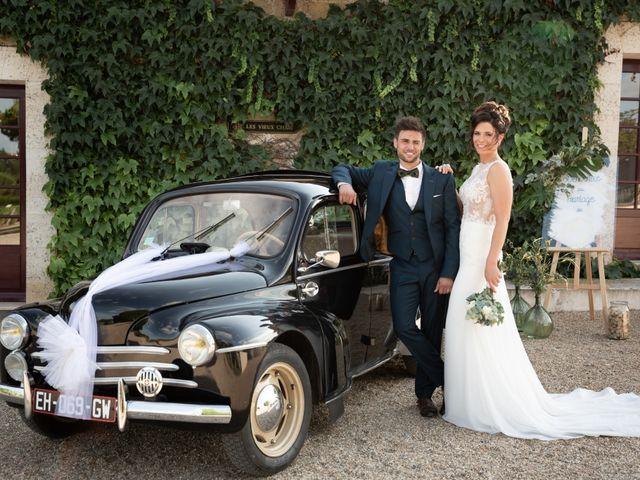 Le mariage de Florian et Marie à Bordeaux, Gironde 71