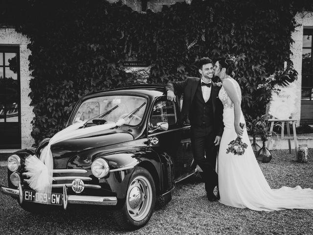 Le mariage de Florian et Marie à Bordeaux, Gironde 72