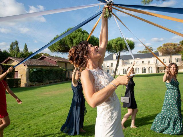 Le mariage de Florian et Marie à Bordeaux, Gironde 84