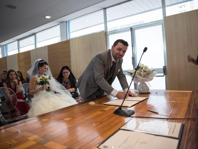 Le mariage de Cedric et Jennifer à Toulon, Var 5