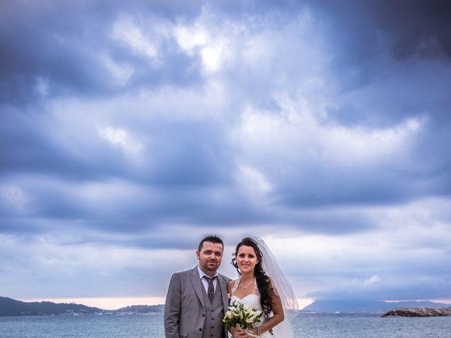 Le mariage de Cedric et Jennifer à Toulon, Var 16