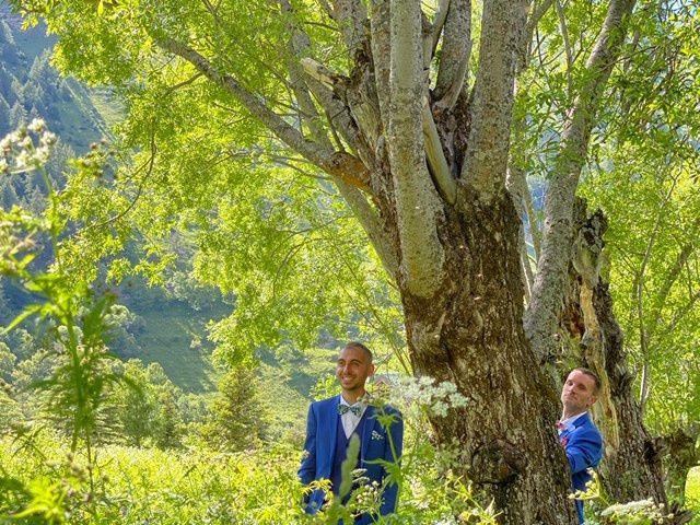 Le mariage de Christophe et Steeve à Valloire, Savoie 5