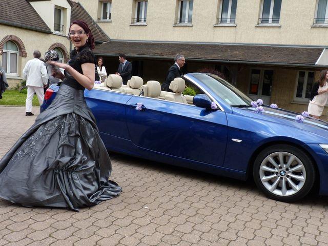 Le mariage de Céline et Nicolas à Courville-sur-Eure, Eure-et-Loir 1