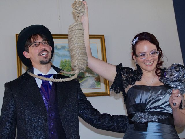 Le mariage de Céline et Nicolas à Courville-sur-Eure, Eure-et-Loir 2