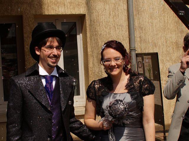 Le mariage de Céline et Nicolas à Courville-sur-Eure, Eure-et-Loir 6