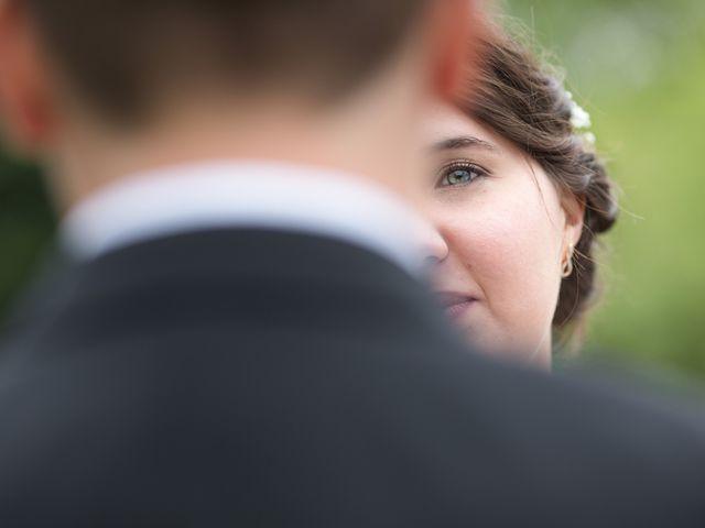 Le mariage de Myriam et Moritz