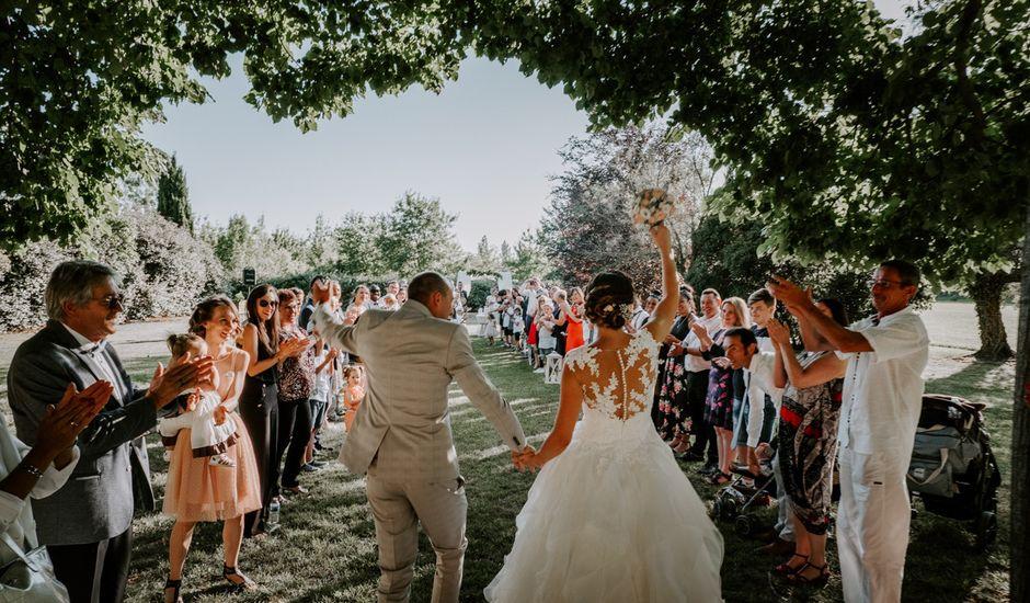 Le mariage de Vincent et Aurélie à Saint-Martin-de-Crau, Bouches-du-Rhône