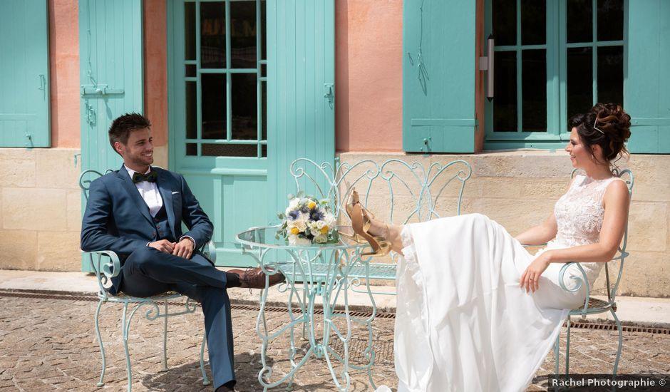 Le mariage de Florian et Marie à Bordeaux, Gironde