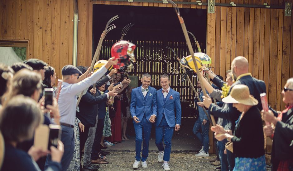 Le mariage de Christophe et Steeve à Valloire, Savoie